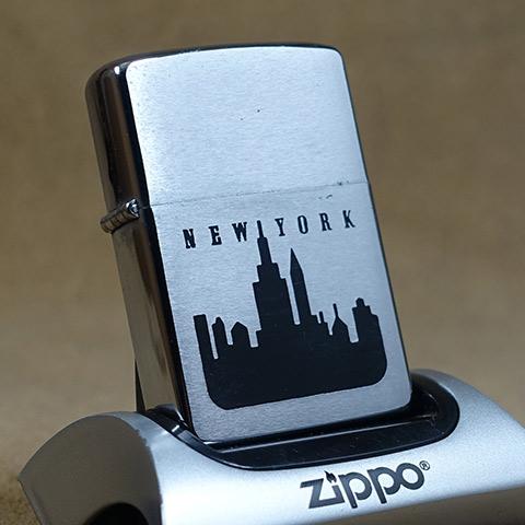 1980年製ビンテージZippo NEW YORK