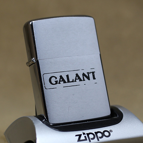 【日本限定モデル】 1979年製ビンテージZippo GALANT/ギャラン, house BOAT:7bde40ff --- konecti.dominiotemporario.com