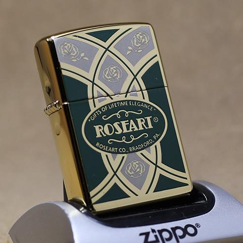 2006年製Zippo SWAP MEET 2006 (USA) ROSEART記念Zippo