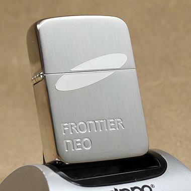 2005年製Zippo FRONTIER 2005年製Zippo FRONTIER NEO NEO キャンペーンZippo, ナスグン:e9386cc1 --- harrow-unison.org.uk