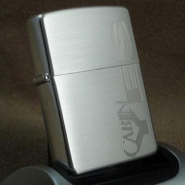 1997年製Zippo キャビン ALL CABIN ALL YES!