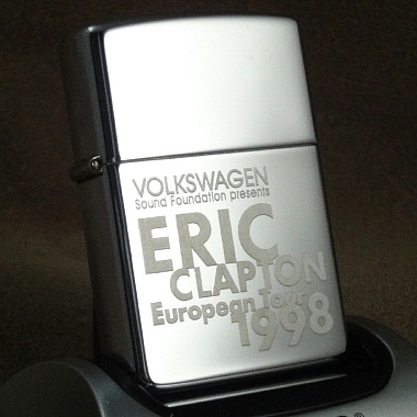 1998年製Zippo ERIC ERIC 1998年製Zippo CLAPTON European/VW European Tour1998, Beach:3c2c878b --- harrow-unison.org.uk