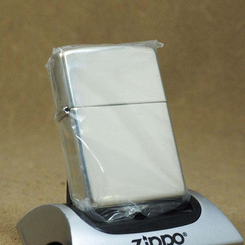 2004年製 Zippo 未使用 Zippo 無地スタンダード 2004年製 スターリングシーバー 未使用 No.15, 国産手作り家具のハンドリー:2e6cca4a --- rdtrivselbridge.se