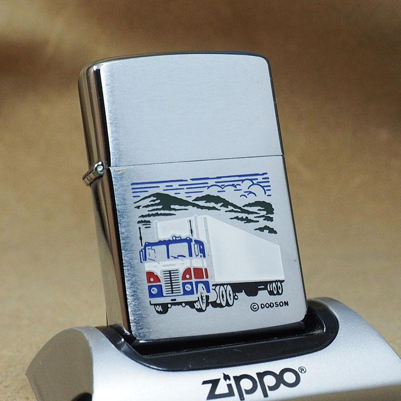 1979年製 未使用品 ビンテージ Zippo ジッポー ライター 箱付 デットストック トラッカー/DODSON