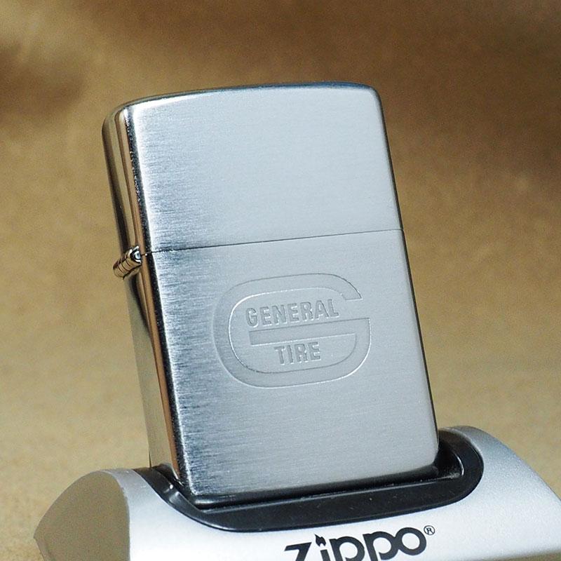 1975年製 未使用品 ビンテージ Zippo ジッポー ライター 箱付 デットストック GENERAL TiRE