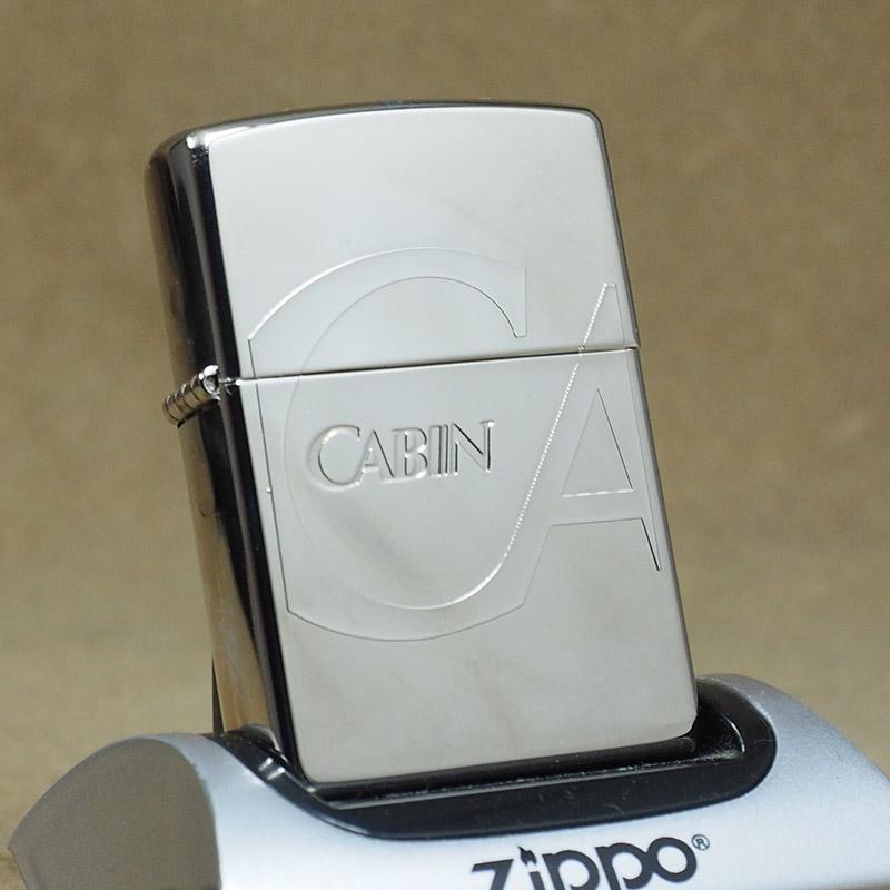 1998年製 未使用品 Zippo キャビン/CABIN COMING UP COLLECTION vol.2  ジッポー ライター 箱付 デットストック