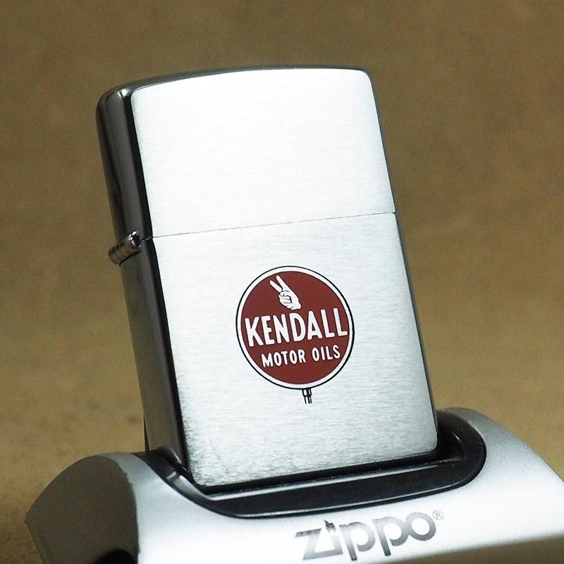 2001年製 未使用 未使用 Zippo ケンドール KENDALL MOTOR OILS MOTOR ケンドール, 豆匠 豆福:9924258b --- rdtrivselbridge.se