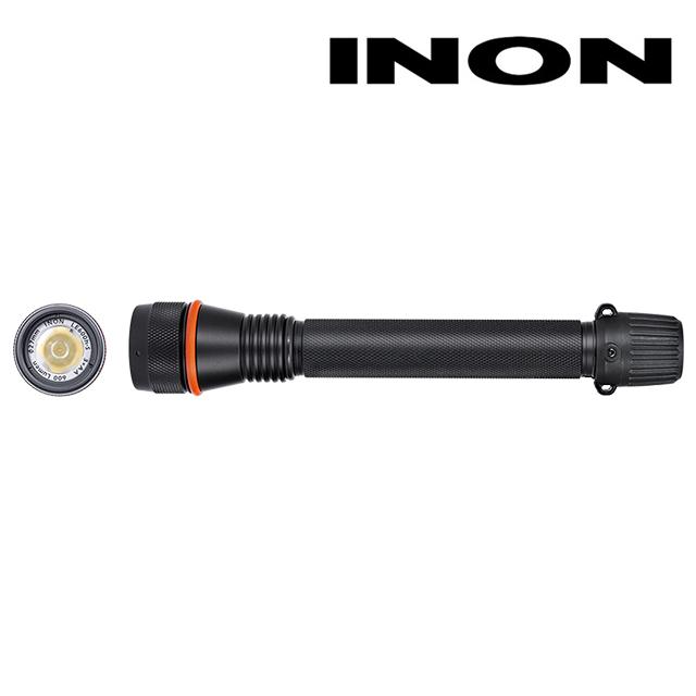 デポー 高演色 高色温度LEDチップ 年間定番 マルチに使える水中ライト INON スポット LE600h-S