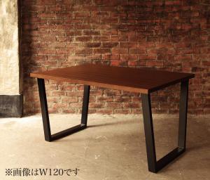 <送料無料> ダイニングテーブル 4人 アメリカン ヴィンテージ デザイン ソファダイニング 高さ64 幅150