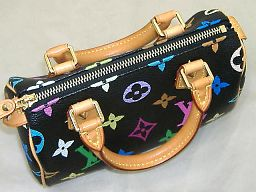 718ba69db8575 Second  ☆ LOUIS VUITTON Louis Vuitton multicolor mini speedy M92645 ...