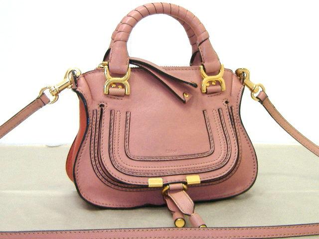 55dd483ecd3 chloe Chloe baby Marcy 2way shoulder bag /BABY MARCIE 3S0916 for tki fs04gm  ...