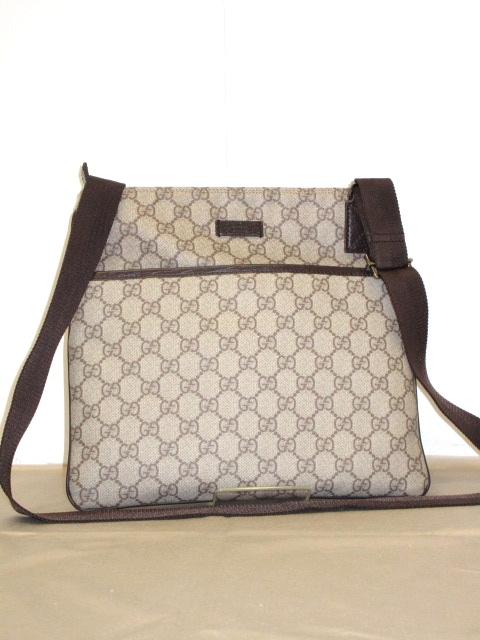 ★ GUCCI Gucci GG plus shoulder bag 141626 response tkifs04gm
