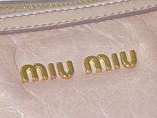★ MIU MIU Miu Miu 2way 挎包小 RL0104,tkifs04gm