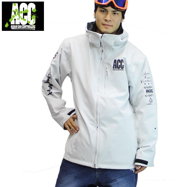 2019公式店舗 17-18 ACC ジャケット ARTIST JKT (ルーズfit) : : ARTIST Stone ジャケット White 正規品/スノーボードウエア/ウェア/メンズ/snow, 富士コンタクト:4ba1bd8a --- business.personalco5.dominiotemporario.com