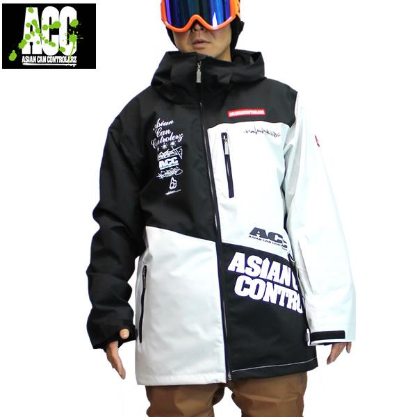 19-20 ACC ジャケット ARTIST JKT (ルーズfit) : POISON 正規品/スノーボードウエア/ウェア/メンズ/レディース/スキー/スノボ/snow
