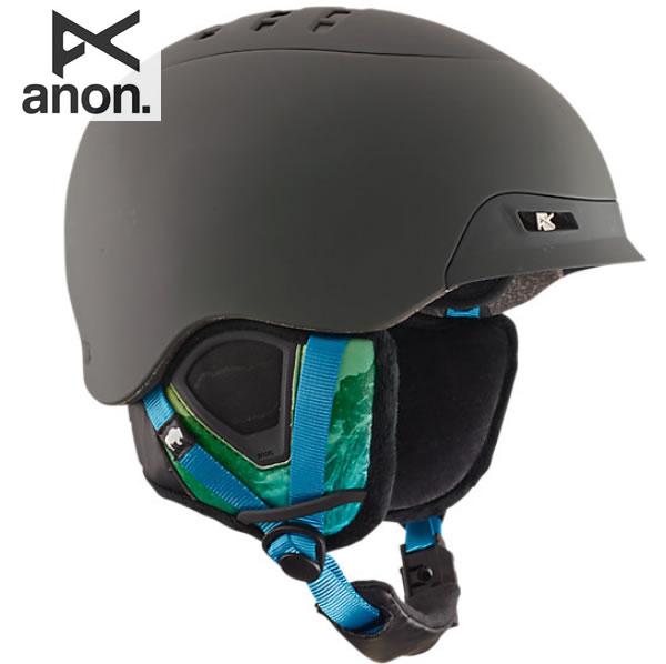 16SN ANON ヘルメット Nelson 13348101: Tatonka Black 正規品/アノン/スノーボード/メンズ/cat-snow
