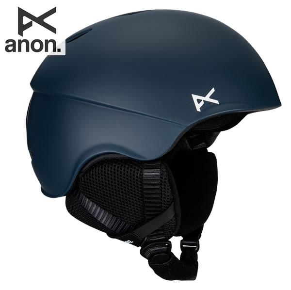 19-20 ANON ヘルメット Helo Helmet Asian Fit 13259103: 正規品/メンズ/アノン/スタンダードフィットシステム/スノーボード/スノボ/snow