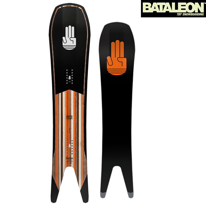 期間限定の激安セール 世界150本限定 全品5倍 12日迄 20-21 BATALEON スノーボード Surfer LTD: 正規品 メンズ 完全送料無料 snow スノボ 板 バタレオン バタリオン