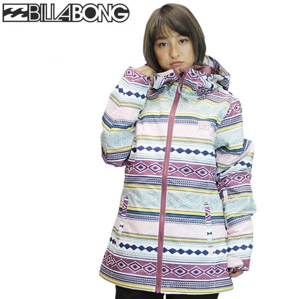 18-19 レディース BILLABONG ジャケット SULA PRINT ai01l-755: azt 正規品/ビラボン/スノーボードウエア/ウェア/ai01l755/snow