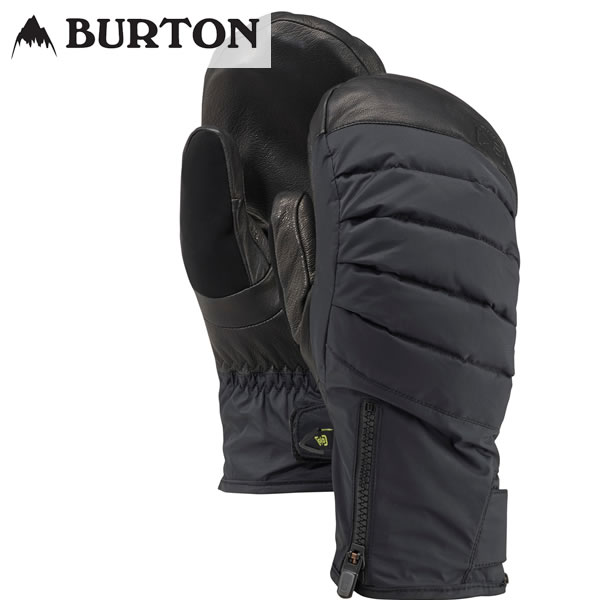 18-19 BURTON グローブ [ak] Oven Mitt 10300103: True Black 正規品/スノーボードウエア/バートン/メンズ/ミット/ミトン/snow