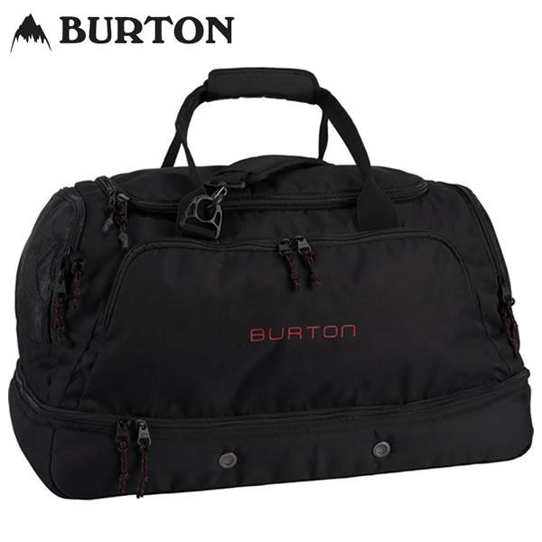 18-19 BURTON ダッフルバッグ Rider's Bag 2.0 [73L] 11034103: True Black 正規品/バートン/ボストンバッグ/ブーツバッグ/snow