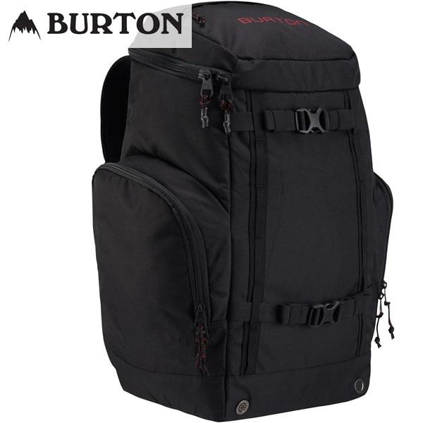 「全品5倍 4日20時~11日02時迄」19-20 BURTON ブーツバッグ Booter Pack [40L] 11036104: True Black 正規品/バートン/バックパック/リュックサック/スノーボード/snow/スノボ