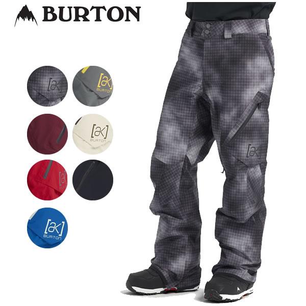 19-20 BURTON パンツ [ak] Gore-Tex Cyclic Pant 10000106: 国内正規品/バートン/スノーボードウエア/ウェア/メンズ/snow
