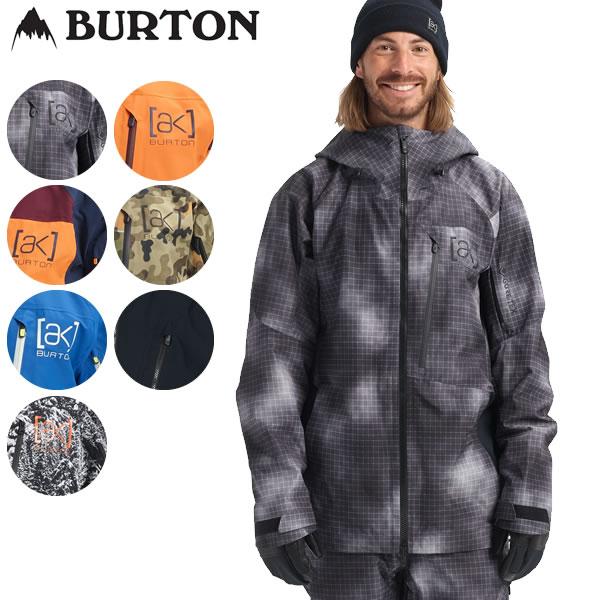 19-20 BURTON ジャケット [ak] Gore-Tex Cyclic Jacket 10002106: 国内正規品/メンズ/スノーボードウエア/ウェア/バートン/snow