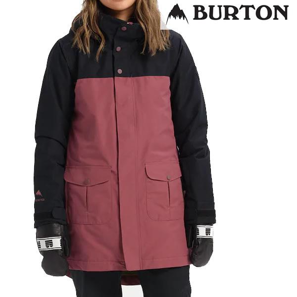 19-20 レディース BURTON ジャケット Women's GORE-TEX Eyris Jacket 20551101: 正規品/スノーボードウエア/バートン/スノボ/snow