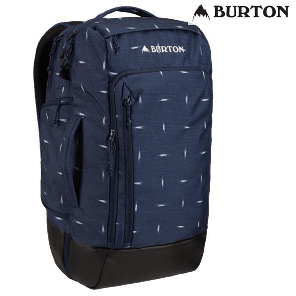 20SS BURTON バックパック Multipath 27L Travel Pack 20853102: 正規品/バートン/メンズ/リュックサック/デイパック/snow