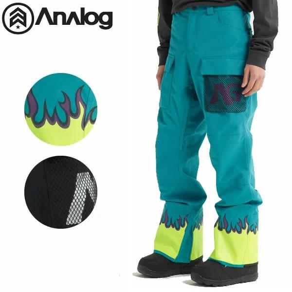 19-20 Analog パンツ Mortar Pant 20623101:国内正規品/BURTON /アナログ/スノーボードウエア/メンズ/スノボ/バートン/snow