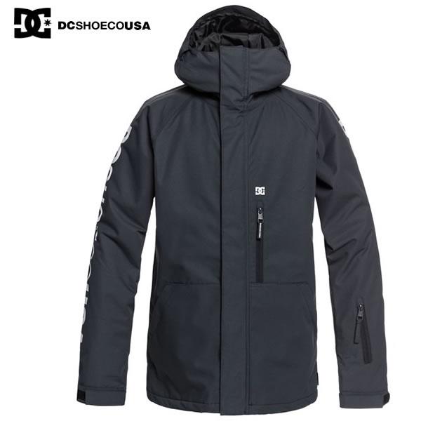 18-19 DC ジャケット RIPLEY SNOW JACKET edytj03072: 正規品/メンズ/スノーボードウエア/ウェア/スノボ/snow