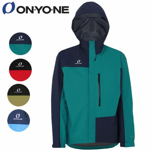 20SS ONYONE レインジャケット COMBAT JACKET(OG) odj91808: 正規品/オンヨネ/メンズ/雨具/カッパ/合羽/cat-out