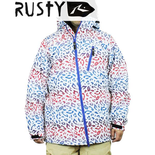 15 ラスティ RUSTY JACKET #984300 : WBL スノーボードウェア ジャケット 982-306/snow【メンズ】ラスティー/スノボ