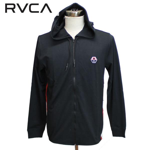 17FW RVCA パーカー BRUCE SPORT HOOD ah042-021: blk 国内正規品/ルーカ/ メンズ/プルオーバー/ah042021/cat-fs