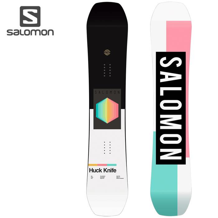 「全品5倍 26日迄!」19-20 SALOMON スノーボード HUCK KNIFE L40830800:国内正規品/サロモン/ハックナイフ/メンズ/板/snow