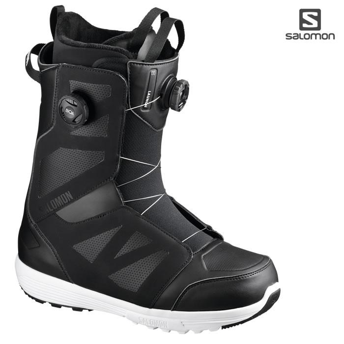 フリースタイルライダーのためにデザイン 全品5倍 12日迄 19-20 営業 SALOMON ブーツ LAUNCH BOA スーパーセール期間限定 STR8JK snow 正規品 ローンチ ランチ 靴 スノーボード T: サロモン メンズ