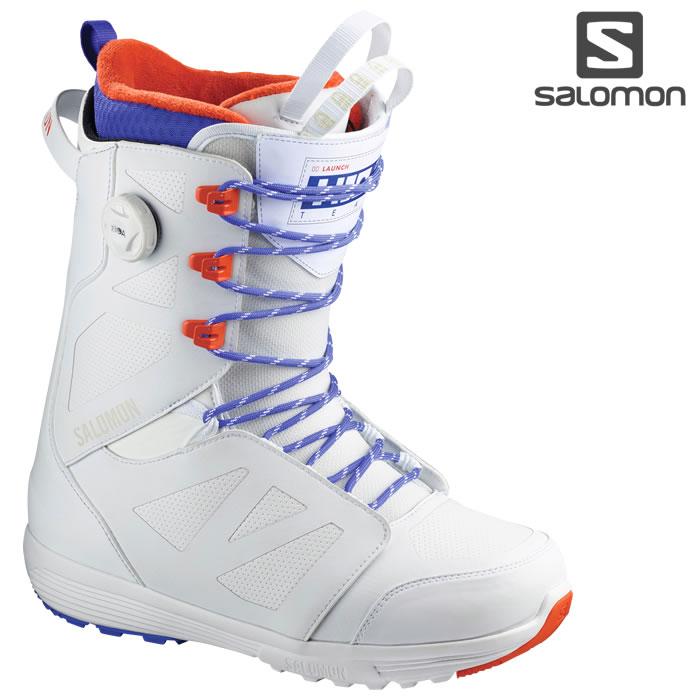 ワールドクラスのチームによって開発されたパークブーツ 全品5倍 12日迄 19-20 SALOMON ブーツ LAUNCH ランキングTOP5 LACE BOA スノーボード ローンチボア snow L40834000: サロモン 靴 正規品 メンズ 開店記念セール STR8JKT