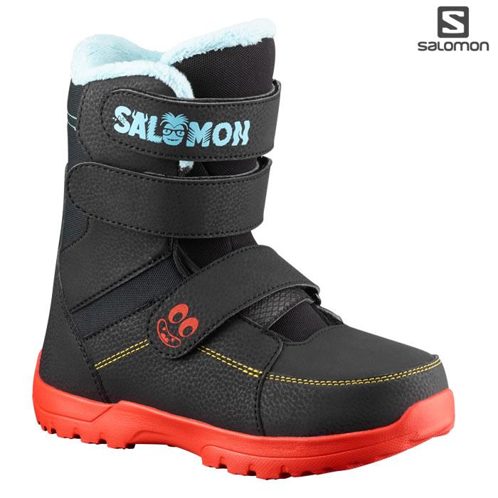 あたたかく快適そのもの 全品5倍 12日迄 20-21 子供用 SALOMON ブーツ WHIPSTAR: スノーボード サロモン snow スノボ 期間限定 L40591500 靴 正規品 海外並行輸入正規品