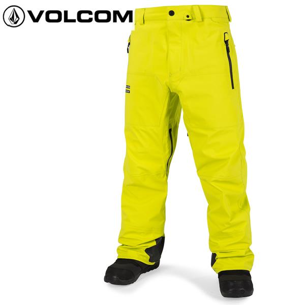 「全品5倍 9日02時迄」17-18 VOLCOM パンツ GUIDE GORE-TEX PANT g1351801: lim 正規品/ボルコム/メンズ/スノーボードウエア/ウェア/snow/スノボ/