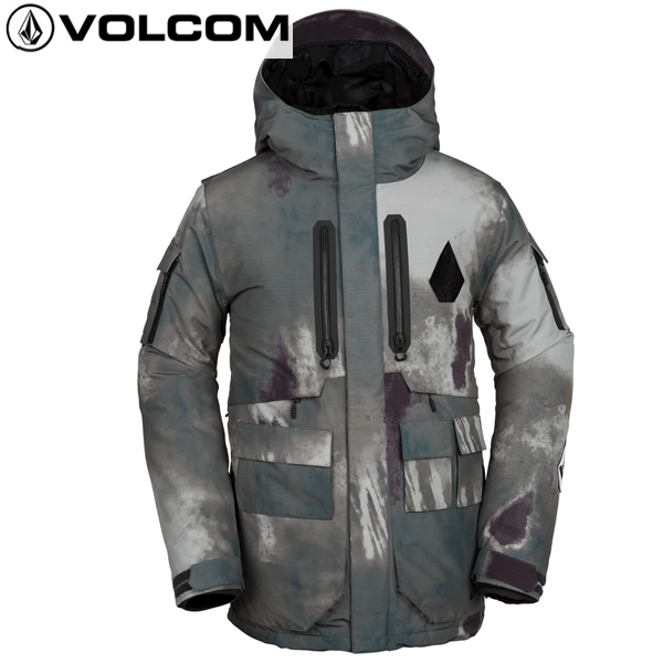 18-19 VOLCOM ジャケット LYNX INS JACKET g0451909: gvn 正規品/ボルコム/メンズ/スノーボードウエア/ウェア/snow/スノボ