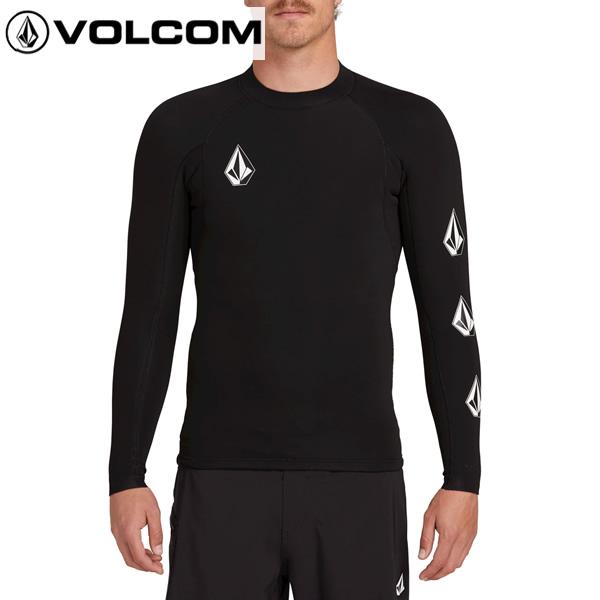 「全品5倍 9日02時迄」19SP VOLCOM タッパー STONE NEO JACKET n1611901: blk 正規品/メンズ/長袖/ウエットスーツ/ボルコム/surf