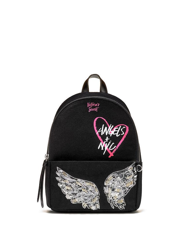 ヴィクトリアシークレットVSファッションショースモールシティバックパック/リュックVS Fashion Show Small City Backpack