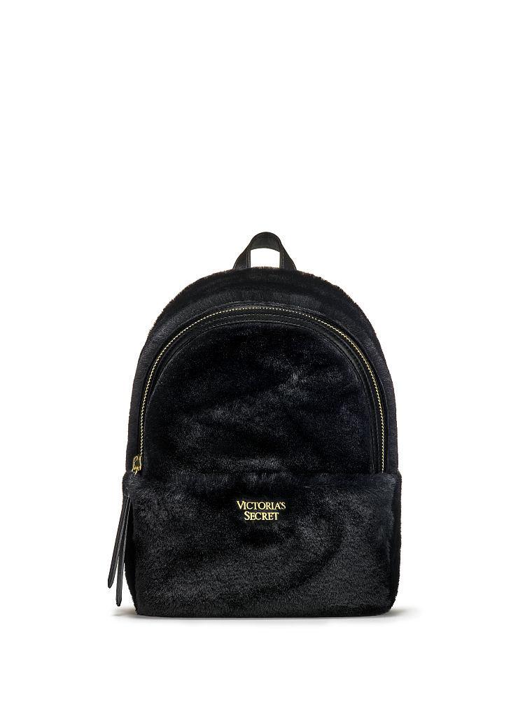 ヴィクトリアシークレットVictoria's secretファースタッズスモールシティバックパック/リュックFur Stud Small City Backpack
