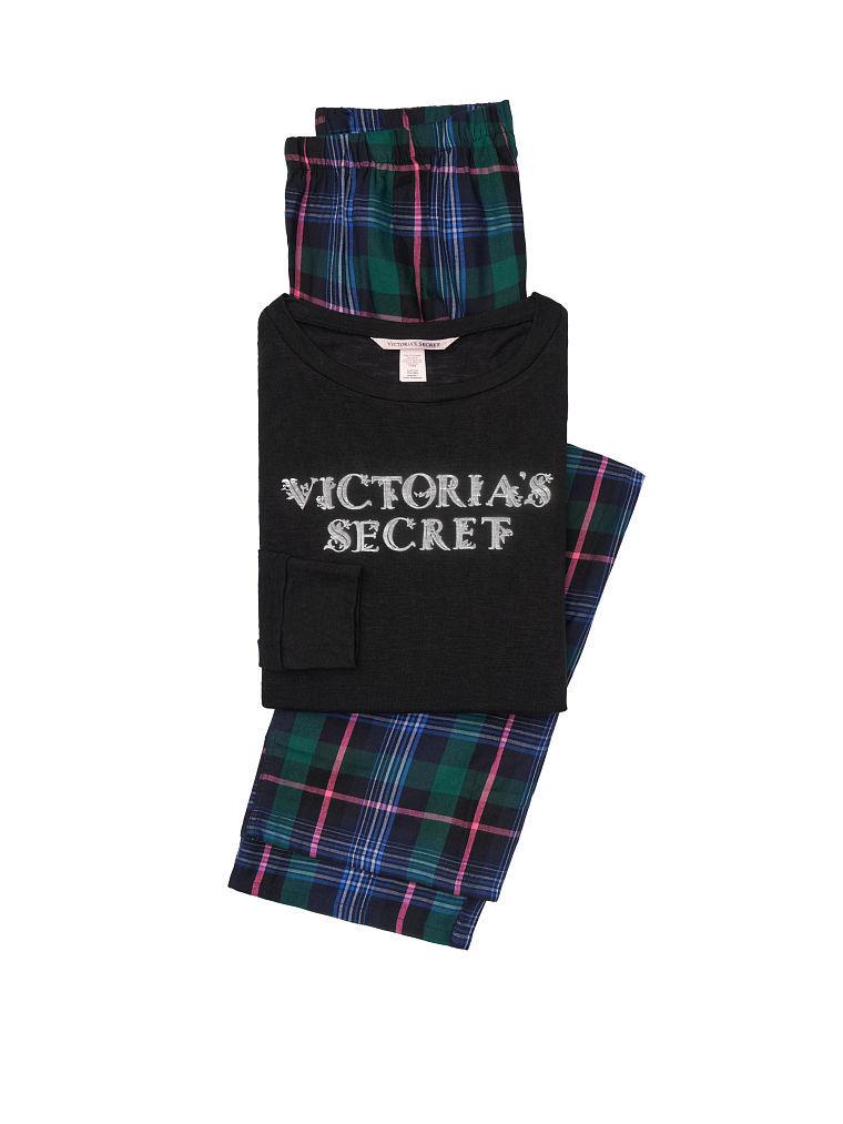 ヴィクトリアシークレットVictoria's secretラウンジパジャマセットThe Lounge PJ