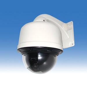 光学27倍・デジタル16倍ズーム搭載 プリセット機能搭載 Pelco-D/Pにも対応 WTW-DY276H