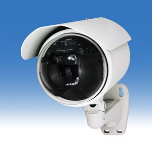 カメラにSDカード入れれば 単独で録画も可能! WTW-PR364PT 屋外でも屋内でも設置可能 200万画素 最新IPネットワークカメラ レンズ旋回対応 送料無料 簡単設置長期保障