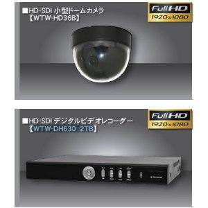 デジタルレコーダー特別セット 2TBの大容量 最新ドームカメラ 送料無料 数量限定・赤字覚悟! 防犯カメラセット 限定販売