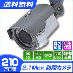 防犯カメラ・監視カメラ CT-C1100 223万画素 フルハイビジョン高解像度 赤外線暗視 防雨VFカメラ SSspecial03mar13_interior