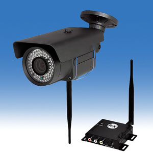 高画質無線カメラ 夜間監視 屋外設置 無線監視カメラ 防犯カメラセット